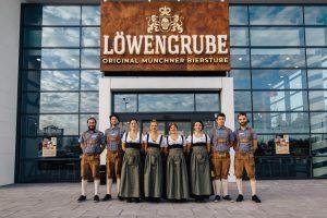 Bologna: arriva Löwengrube, la ristorazione bavarese
