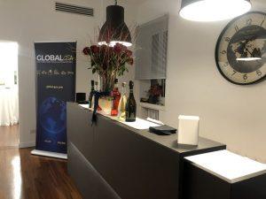 Global Gsa: una festa natalizia per inaugurare i nuovi uffici di Milano