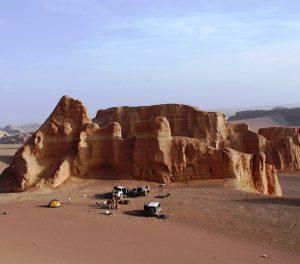 Capodanno nel deserto con Maurizio Levi