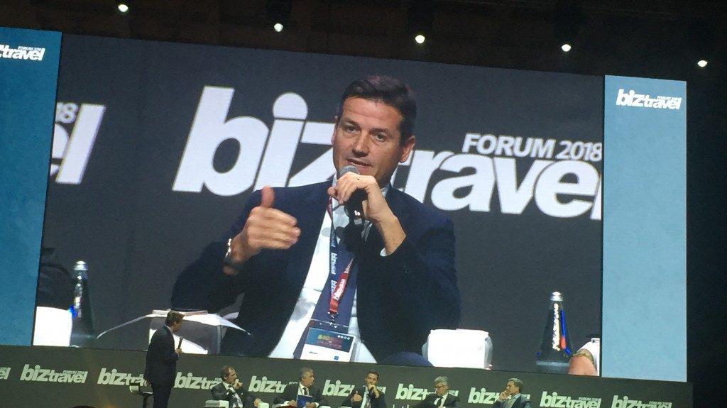 Iacono e l'intesa FS-Alitalia: «Cresceremo insieme su soluzioni integrate»