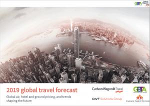 Cwt, «nel 2019 saliranno le tariffe dei servizi di viaggio»