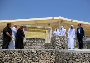 Emirati Arabi, apre ai visitatori sull'isola Sir Bani Yas il primo sito cristiano