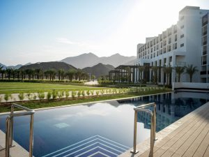 InterContinental debutta negli Emirati Arabi con il Fujairah Resort