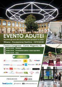 Adutei incontra il trade domani a Milano