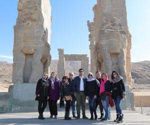 King Holidays con gli agenti alla scoperta dell'Iran