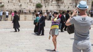 Arrivi da record in Israele, visitatori italiani in crescita del 26%