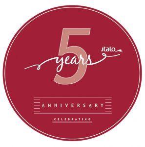 Italo festeggia i suoi primi cinque anni