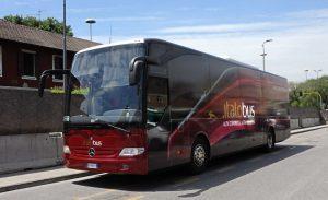 Italobus, da domani fa tappa a Pompei e Sorrento