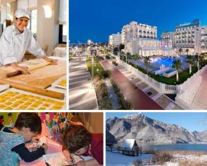 Italy Family Hotels, festeggiare la Befana tra il mare e la montagna