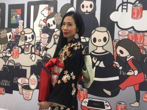Mostra di artisti giapponesi al Franciacorta Outlet Village