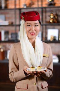 Il Tofu Royale è il nuovo piatto speciale della first class Emirates