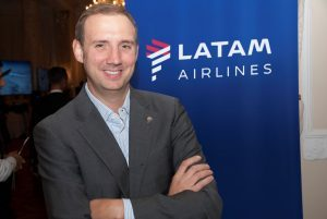 Latam e la Roma-San Paolo: «Load factor all'88% e mix di clientela più bilanciato»