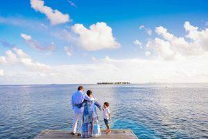 KiboTours, Maldive formato famiglia