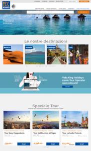 King Holidays, online il nuovo sito e la piattaforma per il trade