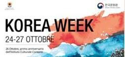 Korea Week, quattro giorni di eventi a Roma per scoprire la Corea