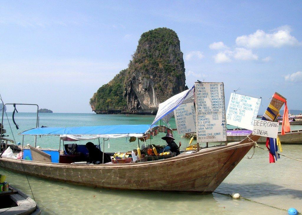 Thailandia avanti tutta: arrivi turistici a + 7,5%