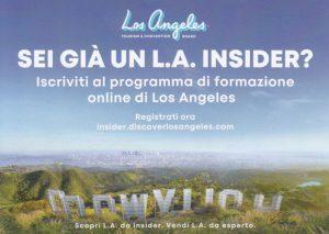 Los Angeles spinge sul mercato italiano: formazione online per il trade