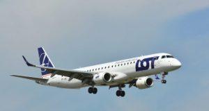 Lot: da settembre saliranno a dieci i voli settimanali sulla Varsavia-Milano Malpensa