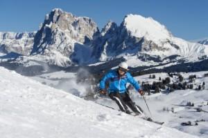 Alpe di Siusi , il 10 febbraio l'Alto Adige Moonlight Classic