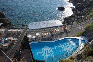 La Francesca Resort: ecco il mare d'inverno