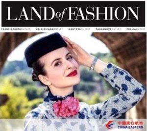 Land of Fashion, omaggi di benvenuto per i passeggeri China Eastern