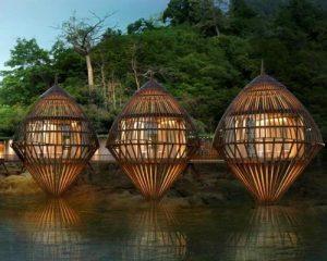 Ritz Carlton inaugura un hotel di lusso sull'isola di Langkawi (Malesia)