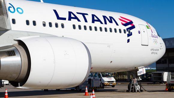 Latam Airlines aprirà a marzo la nuova rotta Roma-San Paolo