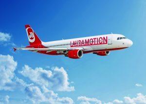 Laudamotion decolla il 25 marzo. Voli per quattro destinazioni italiane