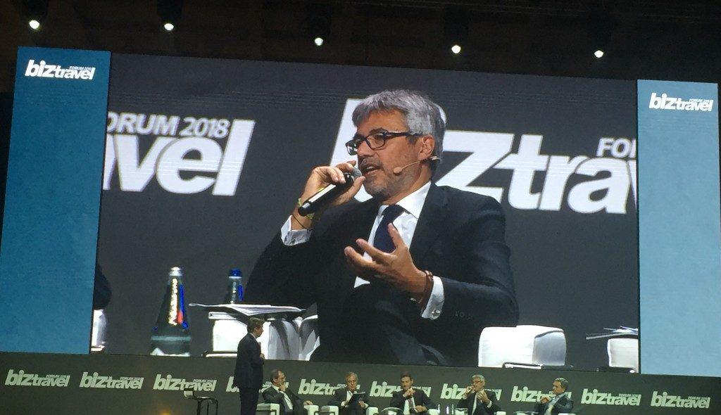 Lazzerini su Alitalia-Fs: «Possiamo essere partner, mettendo il cliente al centro»