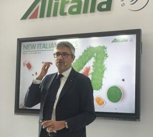 Alitalia festeggia i 45 anni in Giappone. Nuovo impulso al lungo raggio
