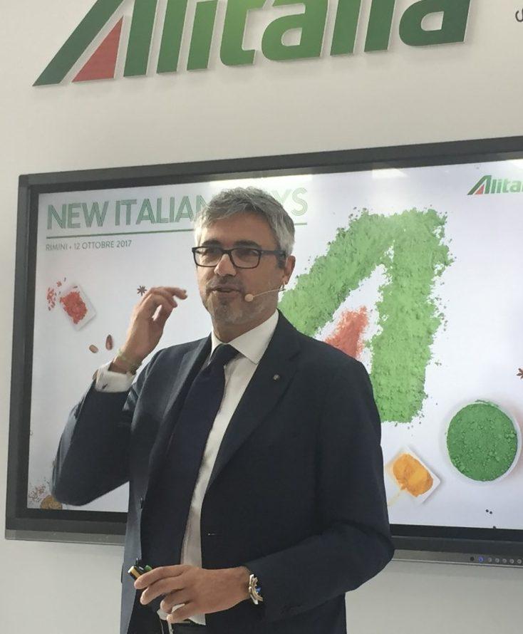 Alitalia riorganizza l'area commerciale con le funzioni Business e Leisure