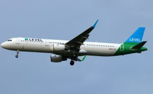 Level: voli anche per Milano e Roma dalla nuova base di Amsterdam