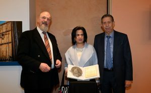 Life Beyond Tourism, Sheikha Mei inaugura la mostra Bahrain meets the world in Florence
