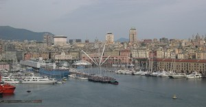 Porto di Genova, passeggeri traghetti e crociere in calo nel 2017
