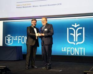 Forte Village, Lorenzo Giannuzzi è il ceo dell'anno Luxury 2018