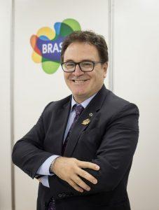 Il Brasile a Roma con Embratur e il ministro del turismo Lummertz