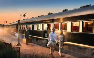 Sette itinerari in treno di lusso Rovos Rail dal Sudafrica alla Namibia