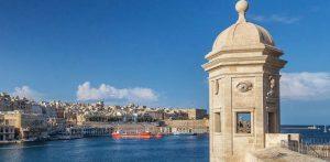 Malta, arrivi internazionali in crescita del 13%