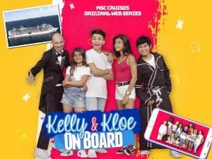 Msc Crociere inaugura la terza stagione di Kelly&Kloe