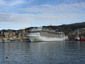 Msc Magnifica riparte tra Italia, Grecia e Malta