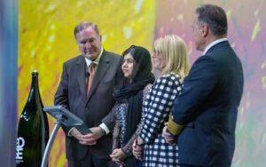 Malala Yousafzai madrina di Celebrity Edge