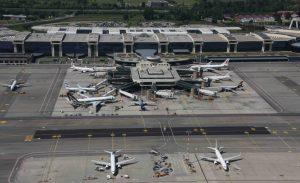 Malpensa chiude un terzo dell'aeroporto