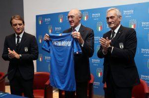 Aeroporto Venezia è official hub delle nazionali italiane di calcio
