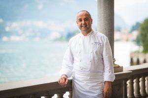 Mandarin Oriental Lago di Como, prima stella Michelin per il ristorante L'Aria