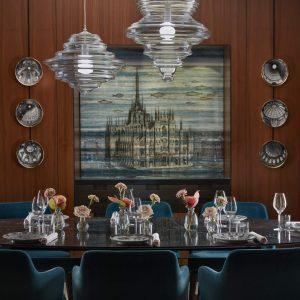 """Mandarin Oriental Milan, la nuova saletta """"Duomo"""" per eventi personalizzati"""