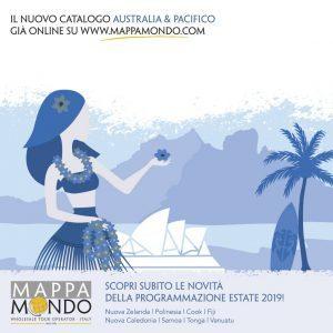 Mappamondo, nuove proposte per il rilancio dell'Australia