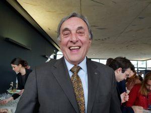 Mario Martini festeggia i 50 anni di carriera