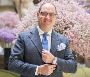 Massimiliano Musto è il nuovo direttore del Four Seasons Firenze