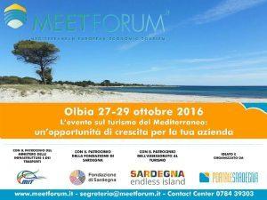 Meet Forum, al via oggi a Orosei l'evento turistico di Portale Sardegna