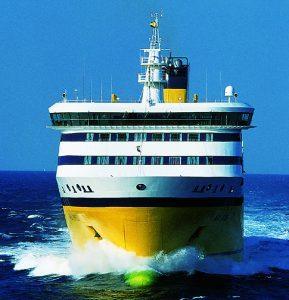 """Corsica Ferries: torna la campagna il """"Giallo delle Navi Gialle"""""""